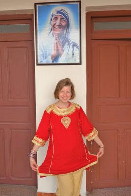 Chez les Missionnaires de la Charité - on se marocanise !!