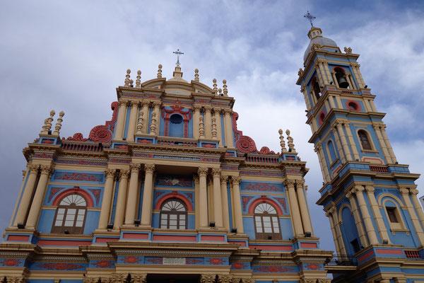 Eglise Sagrado Corazon de Jésus
