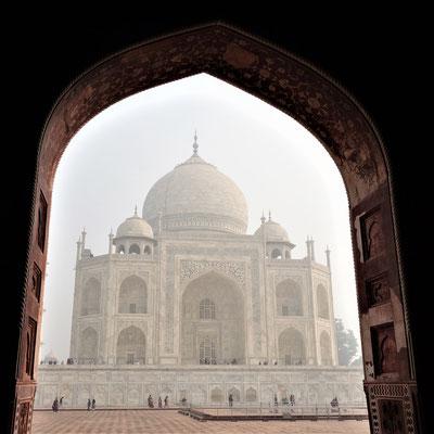 Taj Mahal - Surprise !!!