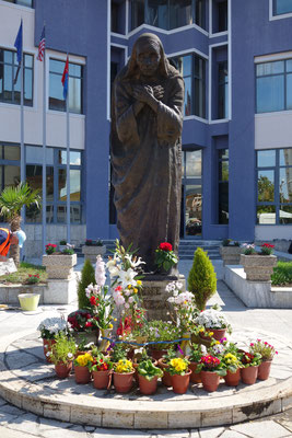 Statue de Mère Teresa