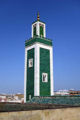 La médersa Bou-Inania