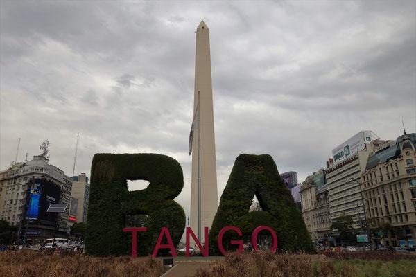Le centre de Buenos Aires