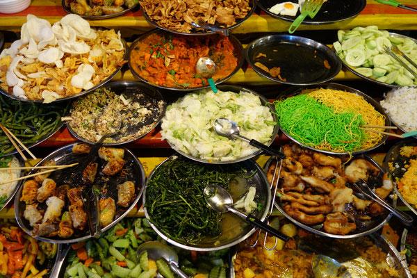 Buffet laotien