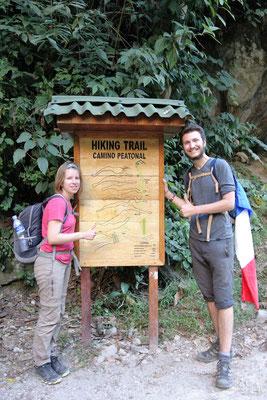Ascension & descente du Machu Picchu : we did it !!