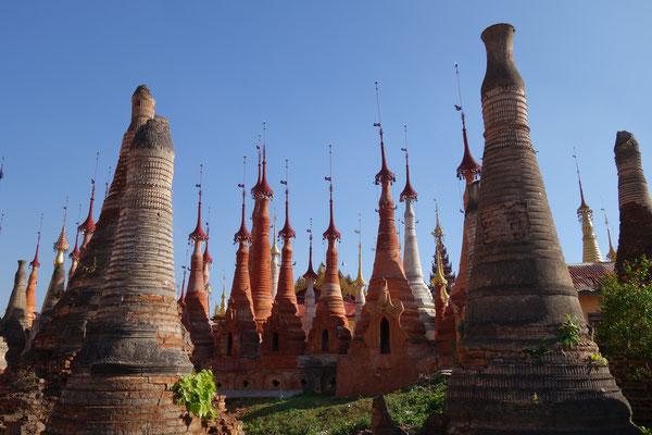 Pagodes & stupas