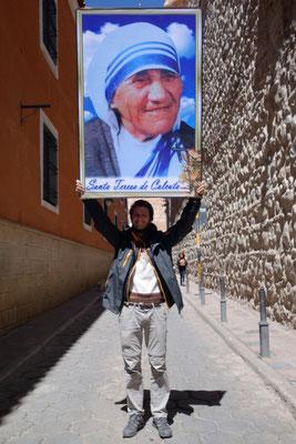 Vive Sainte Teresa de Caclutta !!!