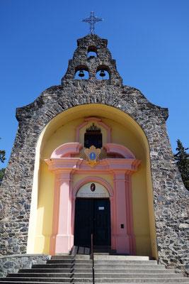 Sanctuaire de Lourdes à Alta Gracia