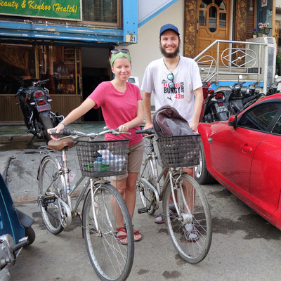 Journée à vélo !