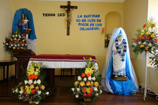 La chapelle des sœurs