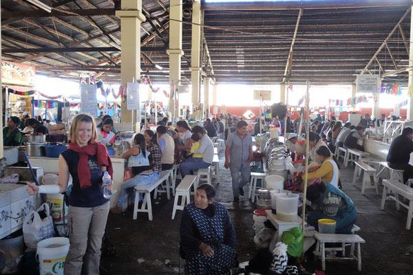 Marché San Pedro