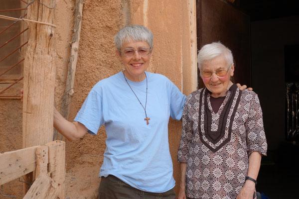 Sœur Barbara & Sœur Marie