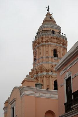 Le centre de Lima