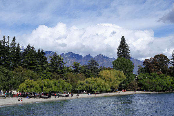 Port de Queenstown