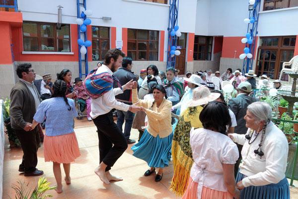 Grosse fiesta chez les sœurs !
