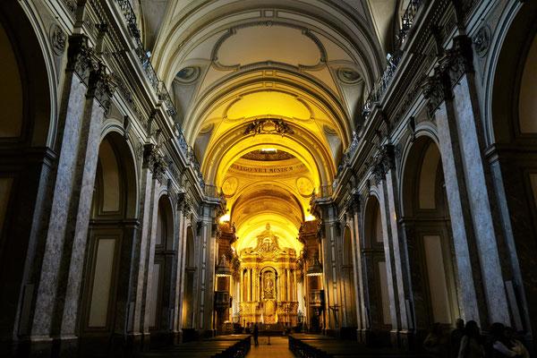 La cathédrale du Pape François