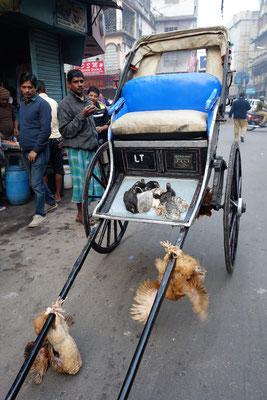 ... et rickshaw !