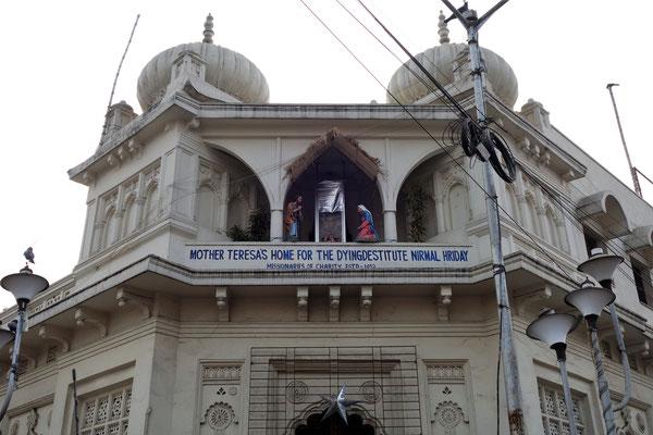 Kalighat, le mouroir de Calcutta