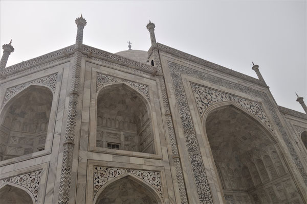 Taj Mahal - Le mausolée principal