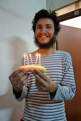 26 ans d'Etienne !