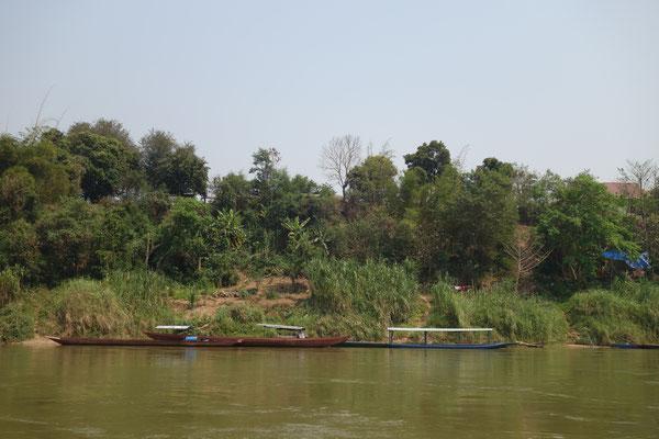 Croisière sur le Mékong