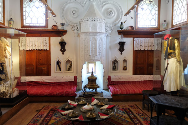 Une maison typique albanaise