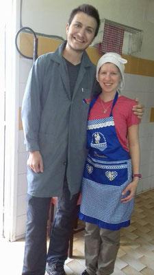 Mission cuisine chez les Missionnaires de la Charité !
