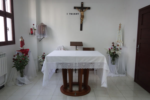 Chapelle des Missionnaires de la Charité