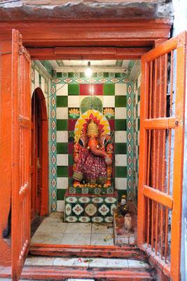 Les dieux & déesses hindous sont présents partout !