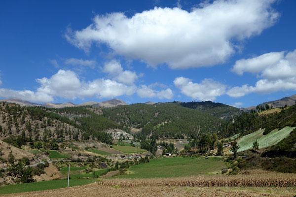 En route vers Cusco !