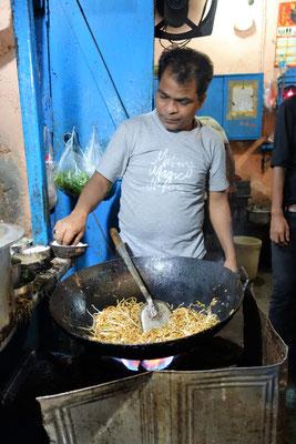 Street-food habituelle