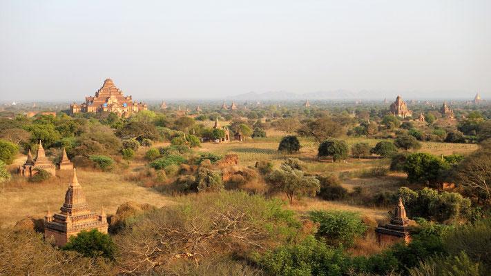 La vallée aux 1 000 temples