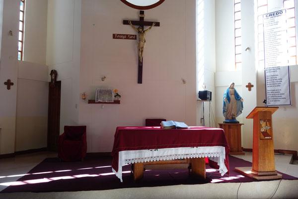 Chapelle des Missionnaires de la Charité de Cusco