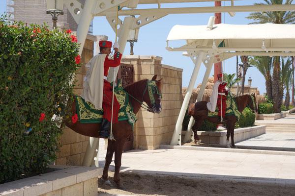Le Mausolée de Mohammed V