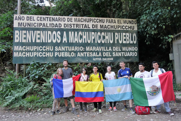 Ascension & descente du Machu Picchu : we did it !!