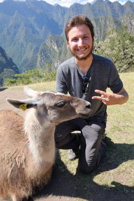 Le Machu Picchu !