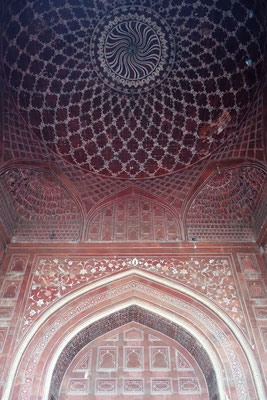 Taj Mahal - Petit mausolée