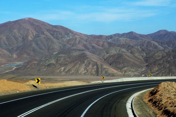 De Calama à Santiago en stop