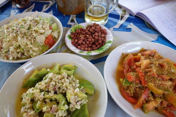 Salades birmanes
