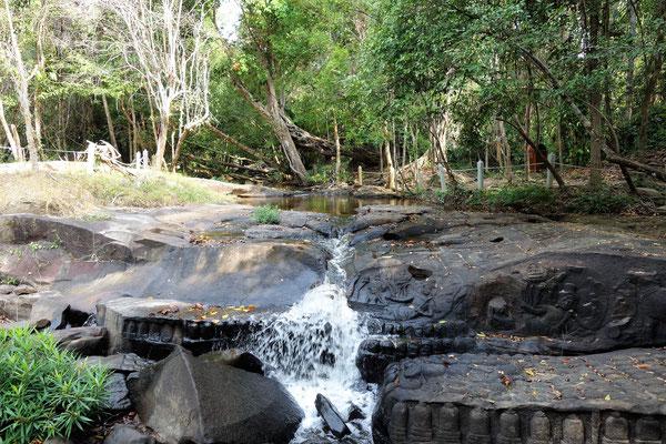 Rivière Kbal Spean