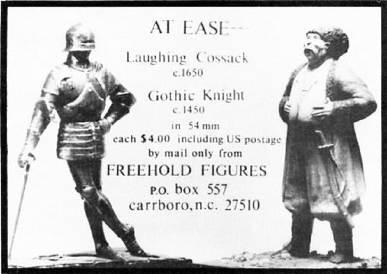 Freehold Figures