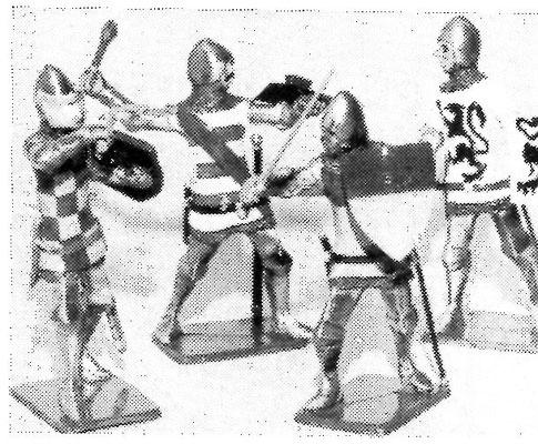 Arkova Figures