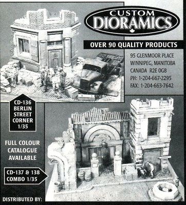 Custom Dioramics