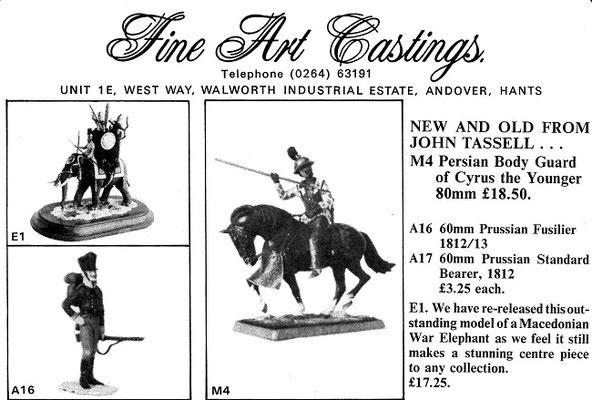 Fine Art Casting