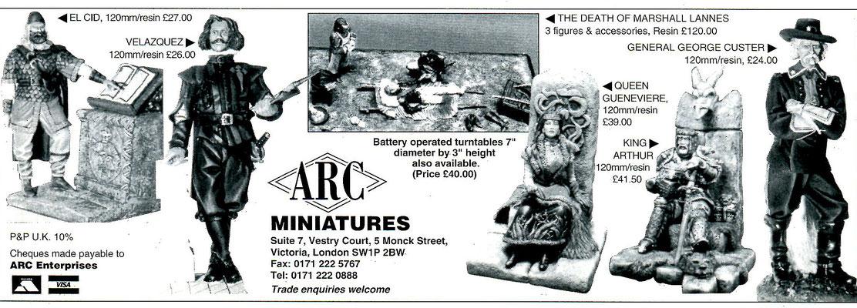 Actramac Distribution in England ARC