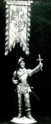 El Soldado de Plomo 54mm Vasco Nunez  de Balboa 1513