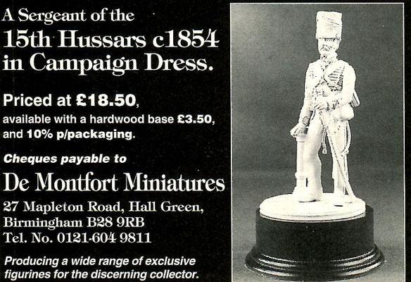 De Montford Miniatures