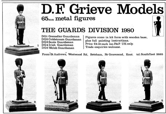 D.F. Grieve Models