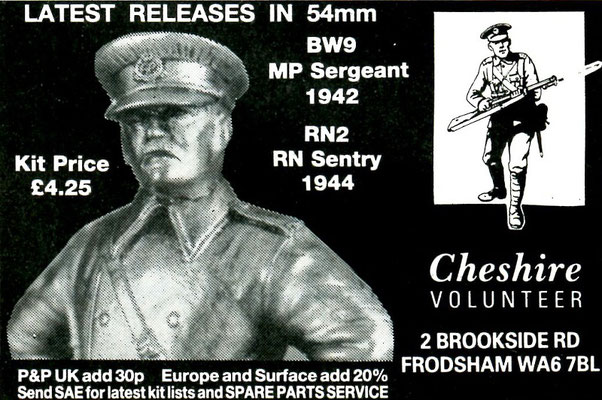 Cheshire Volunteer