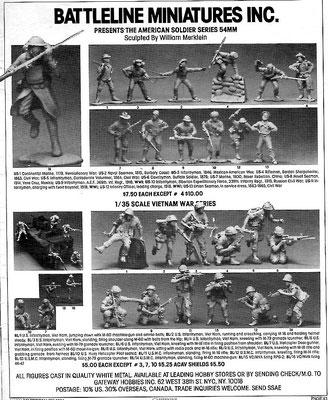 Battle Line Miniatures