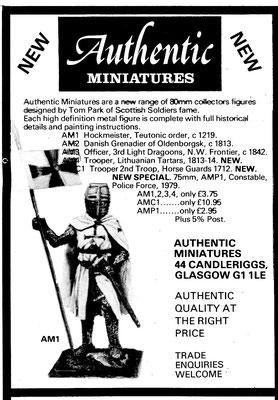 Authentic Miniatures